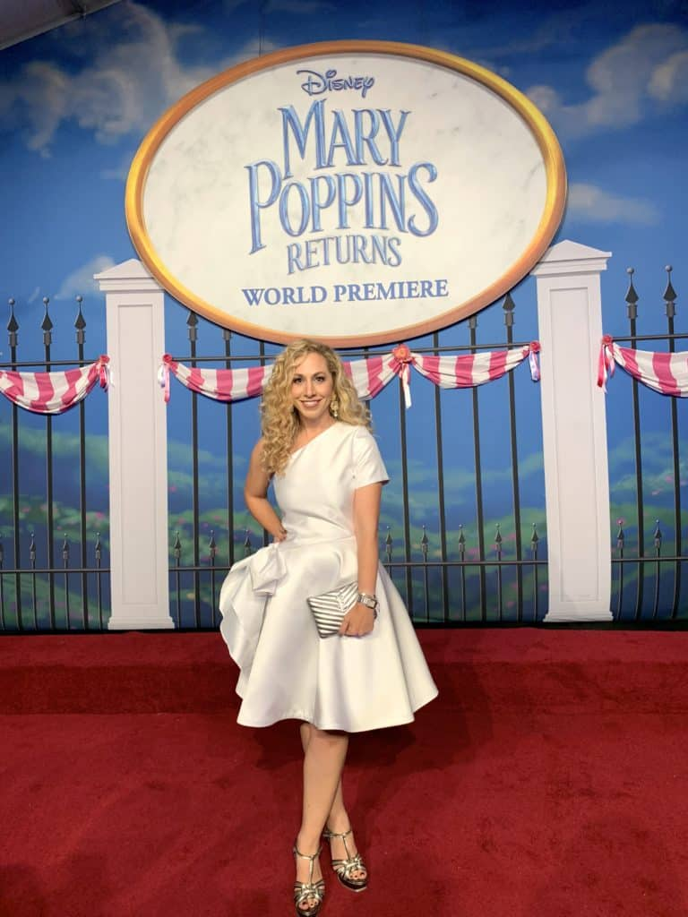 The Mary Poppins Returns world premiere in Hollywood was a star-studded affair with Emily Blunt, Lin-Manuel Miranda and Dick Van Dyke, to name a few. Here are all the details.