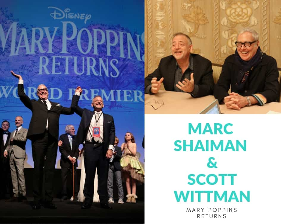 The music of Mary Poppins Returns, created by Marc Shaiman and Scott Wittman, only adds to the magic of this whimsical and uplifting sequel.