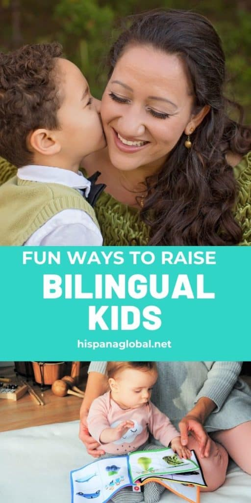 Here are 10 fun ways to help kids keep learning a second language even if they don't realize it. This unconventional approach makes raising bilingual kids easier.