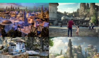 Star Wars Galaxy's Edge will open at Disneyland in late May and at Walt Disney World Resort in August. Here is everything we know.