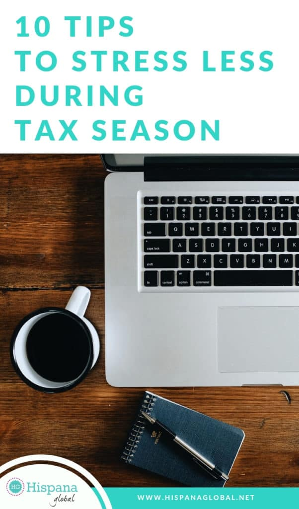 How to prepare for tax season - 10 stress-free tax season prep tips