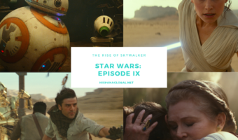 Star Wars: Episode IX The Rise of Skywalker collage