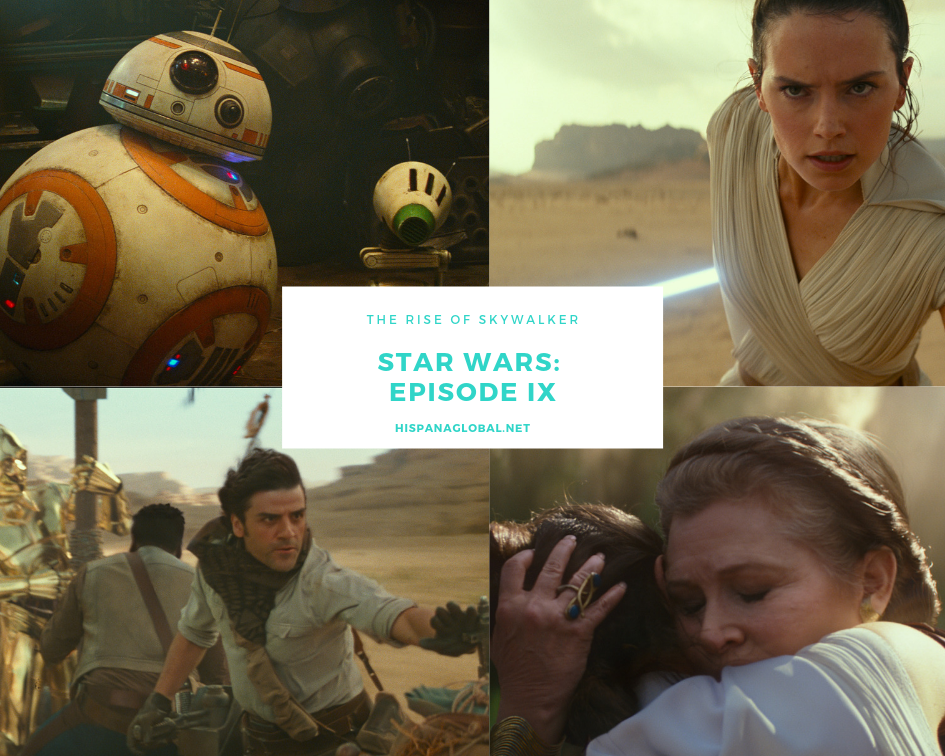 Star Wars: Episode 9 News At The 2019 Star Wars Celebration collage