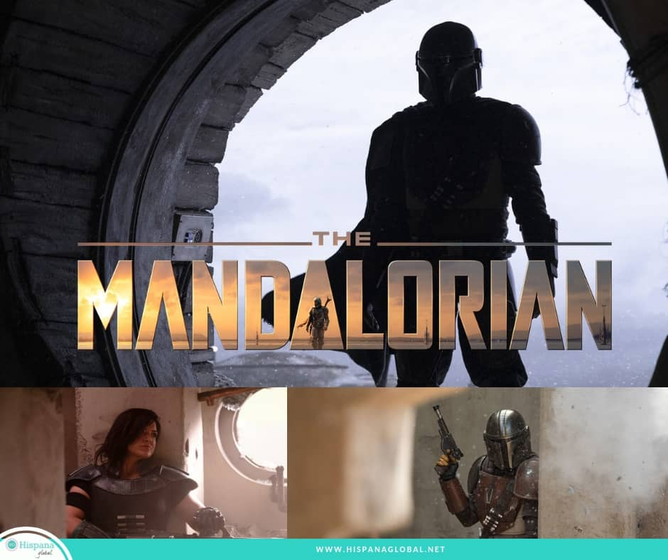 Star Wars fans finally got a first look at the trailer during Star Wars Celebration in Chicago for The Mandalorian on Disney Plus.