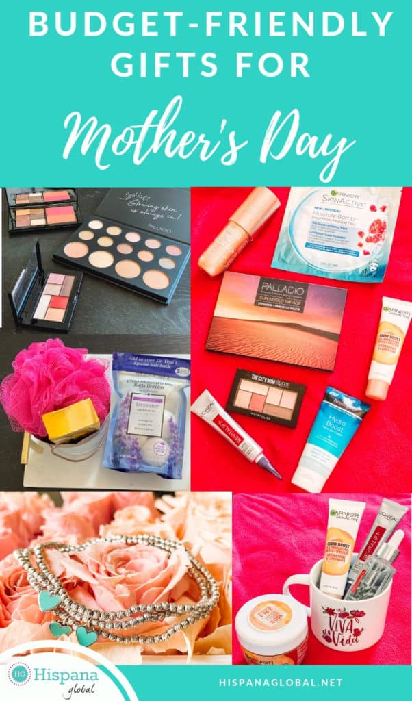 These wonderful Mother's Day gift ideas are not only fun, they are also budget-friendly! Plus, they're perfect for beauty lovers.