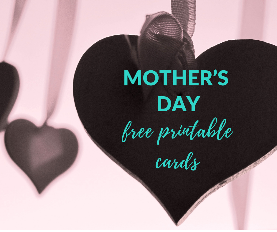 Free printable Mother's Day cards on Hispana Global