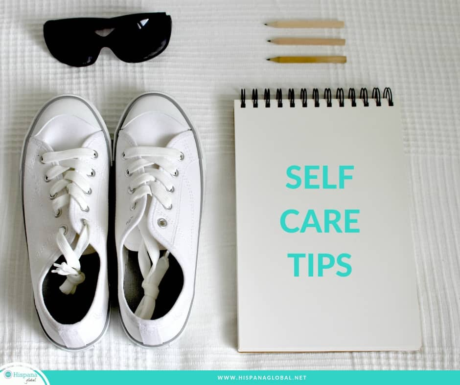 Make yourself a priority - self-care tips and tricks