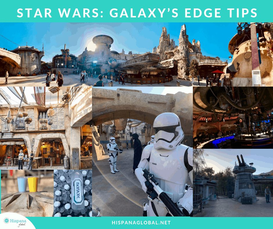 Top 11 tips for Disneyland Star Wars: Galaxy's Edge