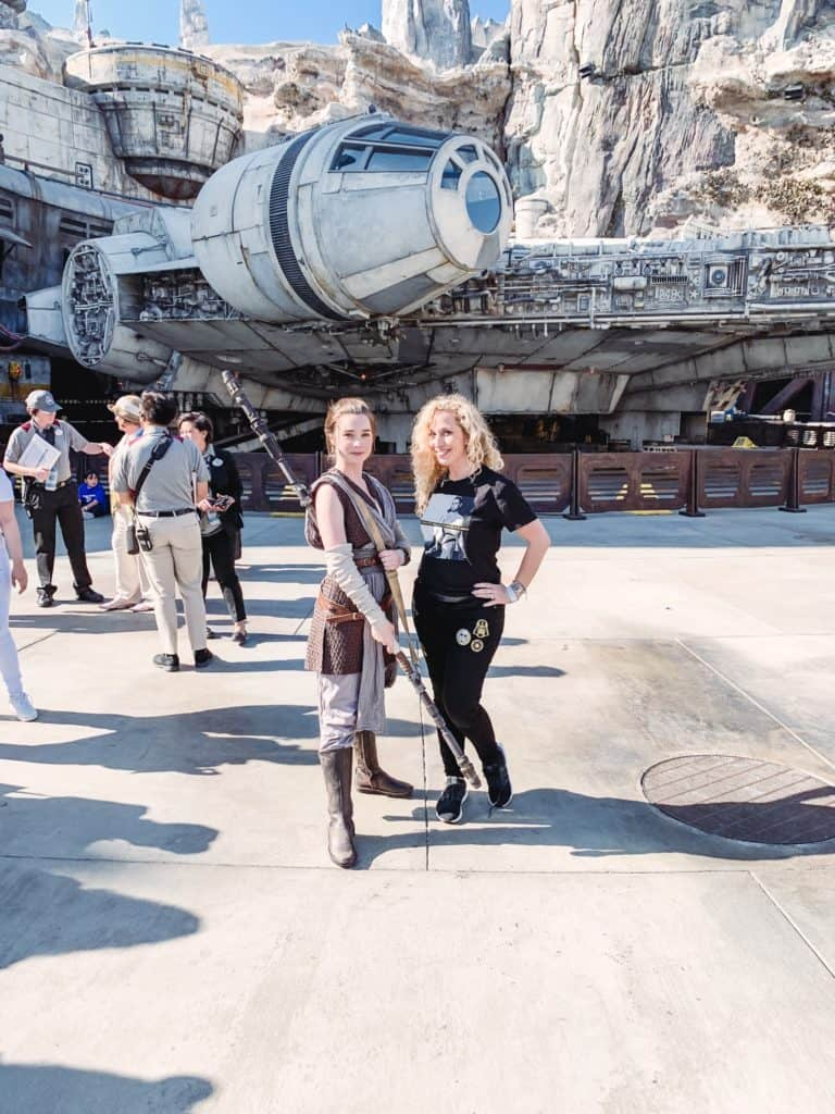 Star Wars: Galaxy's Edge Millennium Falcon