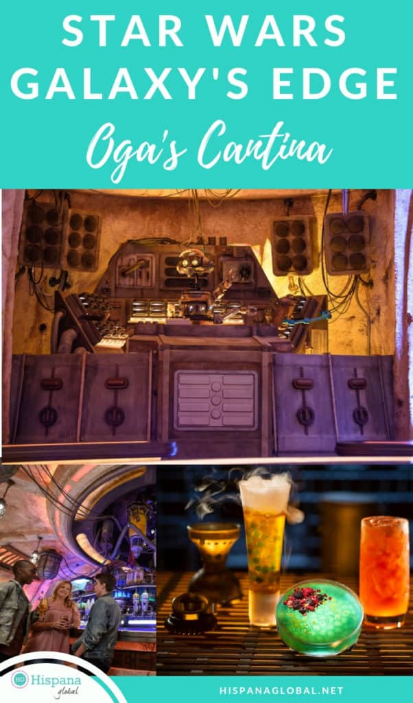 Put Oga's Catina on the top of your Star Wars: Galaxy's Edge to-do list