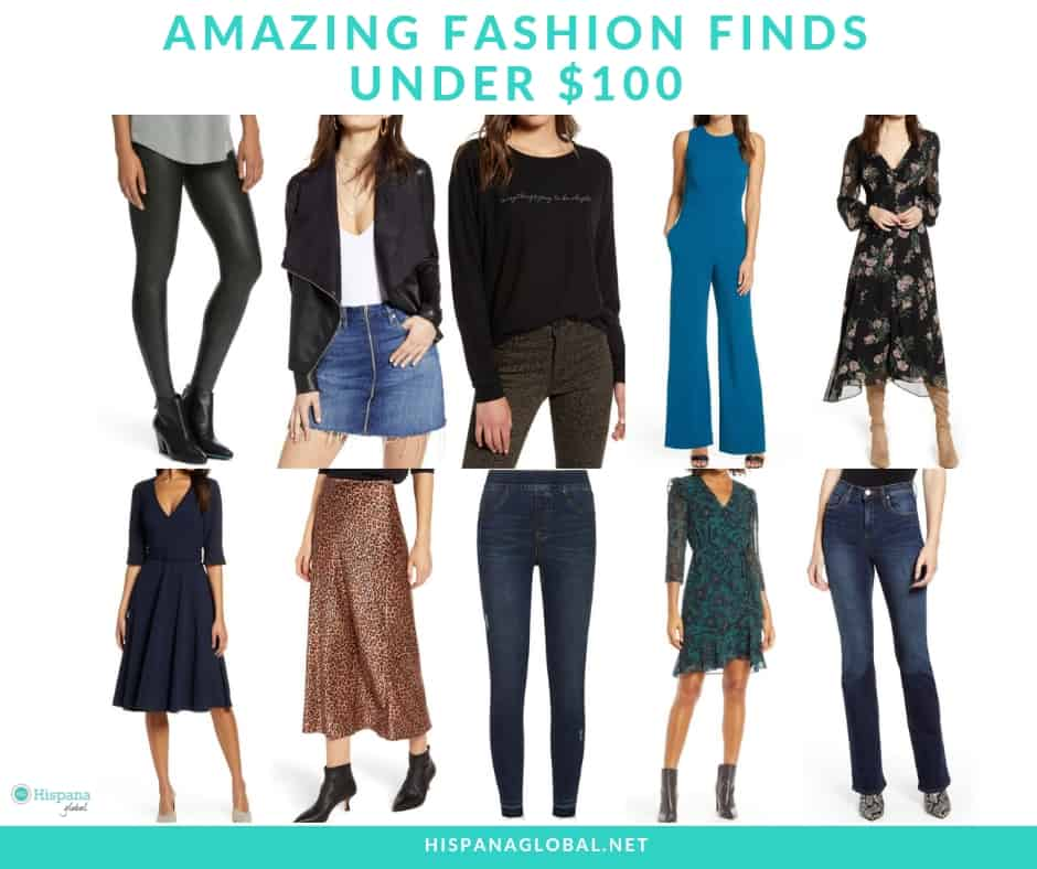 Nordstrom Anniverday Sale top 10 fashion finds