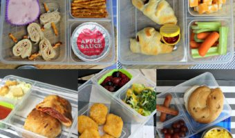 5 Essy and delicious lunchbox ideas