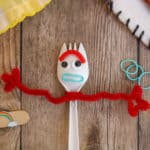 How to make Forky from Toy Story 4