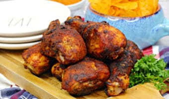 Memphis Barbecue Chicken recipe