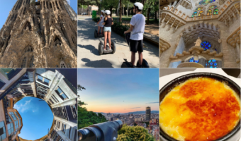 Top activities in Barcelona