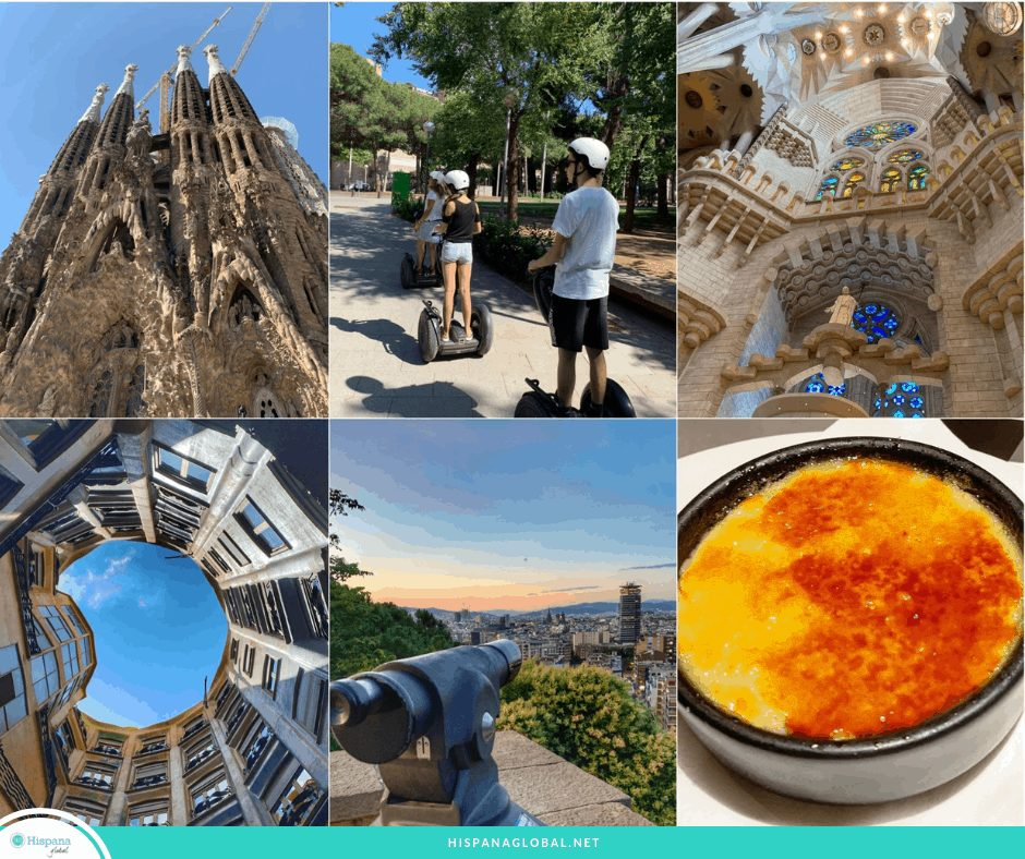 Planning a trip to Barcelona? Here are the top things you shouldn't miss, including Montjuic, Gaudi's La Sagrada Familia, Barceloneta, the Boqueria and El Born.
