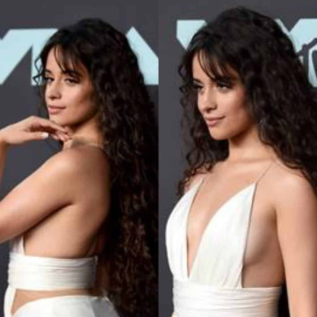 Camila Cabello VMA makeup tips