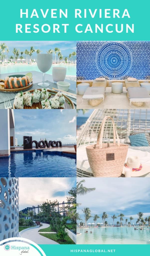 Dreaming of a gorgeous all-inclusive resort in Cancun where you can recharge? Here's everything you should know about Haven Riviera Cancun.