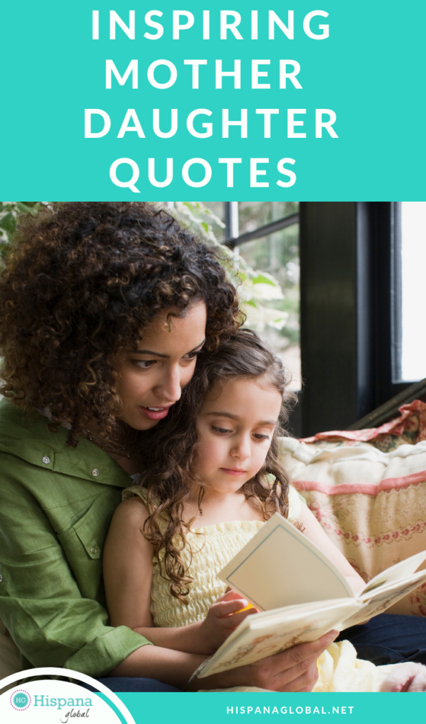 Top inspirational mother daughter quotes