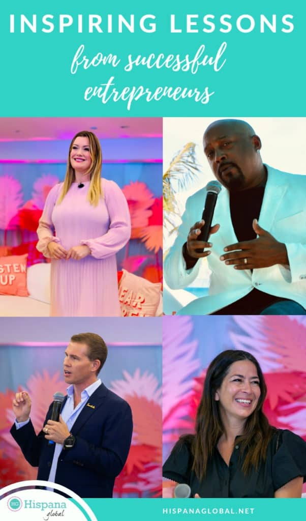 Need some inspiration? Successful entrepreneurs like Jamie Kern Lima, Rebecca Minkoff and Daymond John shared sage advice during Social Media On The Sand. Learn from their key takeaways.