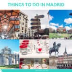 Top things to do during your first trip to Madrid