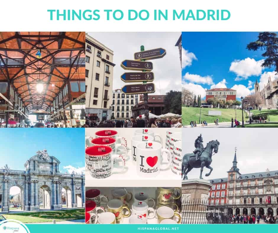 Have you ever been to Madrid or are you planning your first trip? Here are the top things to do, including what to see, shop, and eat.