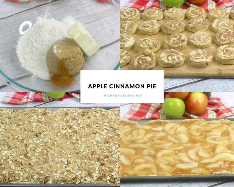 Delicious cinnamon apple pie recipe