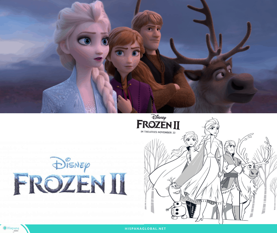 These Frozen 2 free printable coloring sheets will keep your children entertained for hours, especially after they watch this new Disney movie.