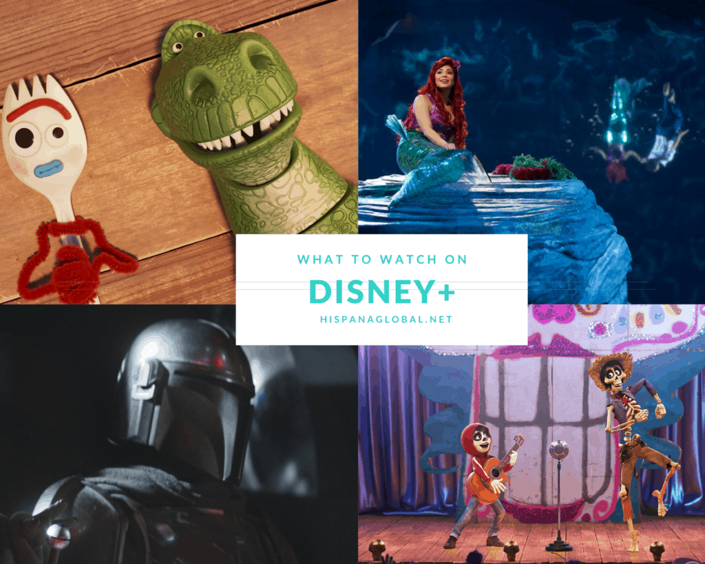 What to watch on Disney+ on Thanksgiving week