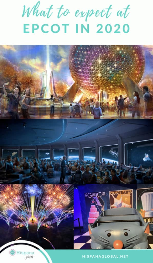 What to expect at Epcot in 2020 at Walt Disney World Resort