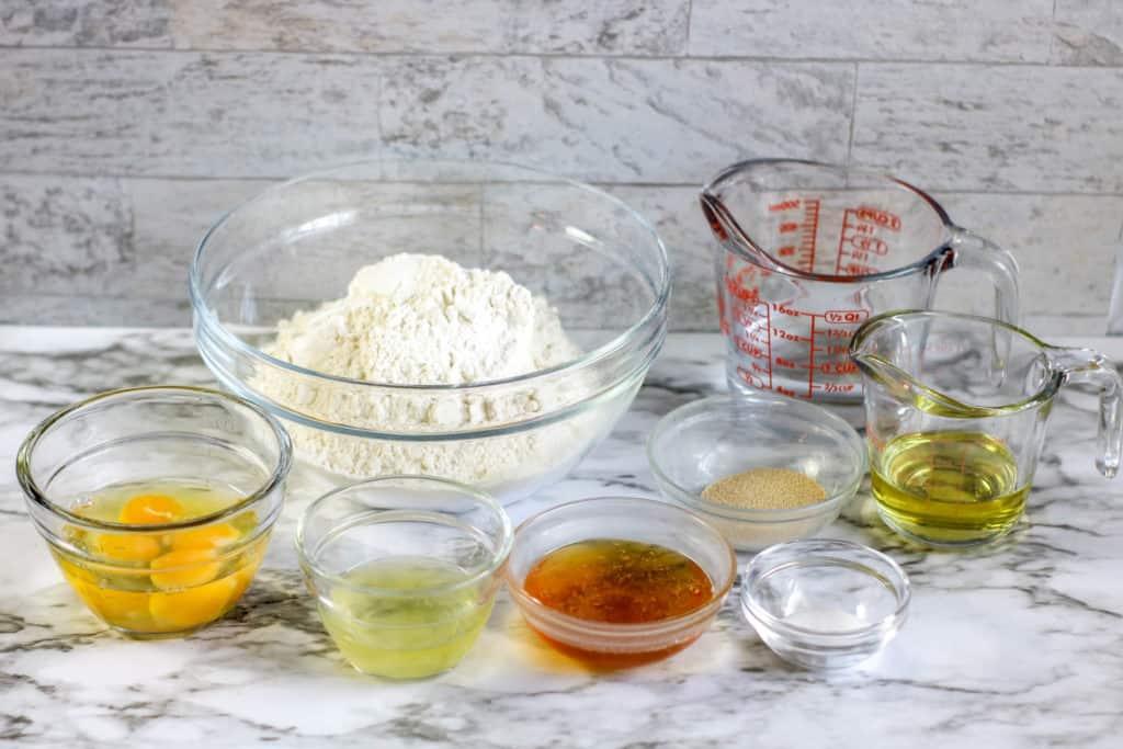 Olive oil challah recipe