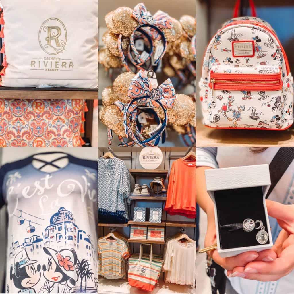 Disney's Riviera Resort Merchandise