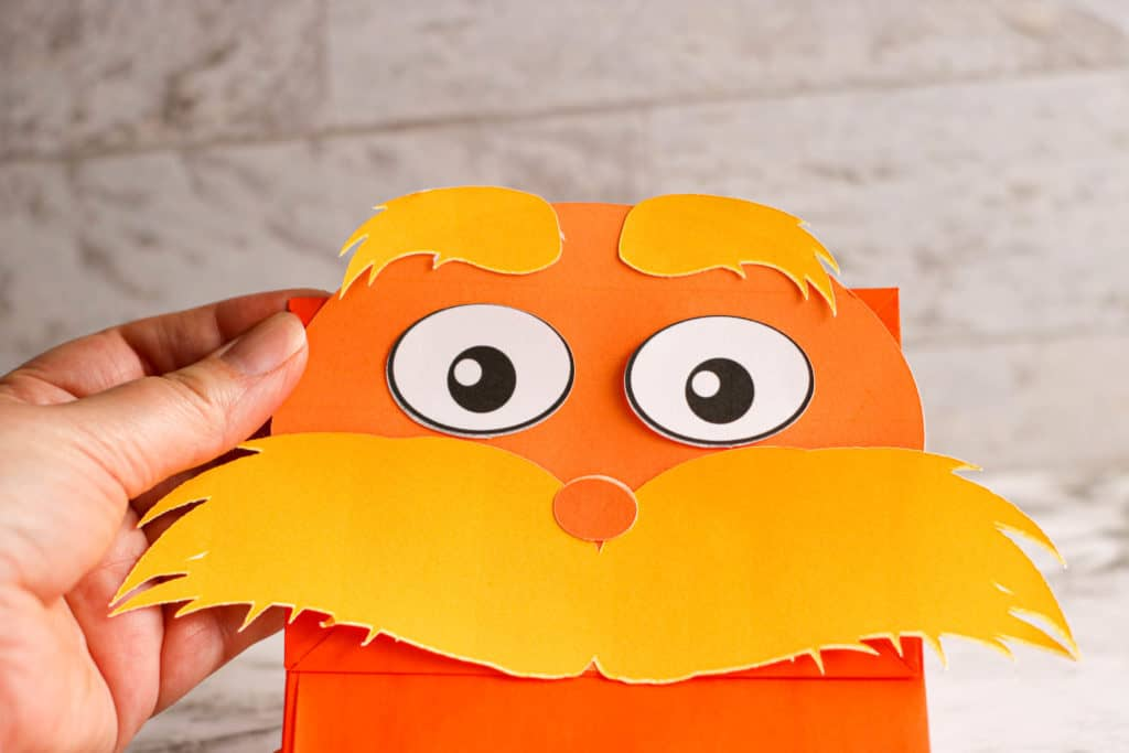 Attention Dr. Seuss and the Lorax fans! Here is the perfect project for a rainy day or to celebrate National Read Across America Day on March 2.