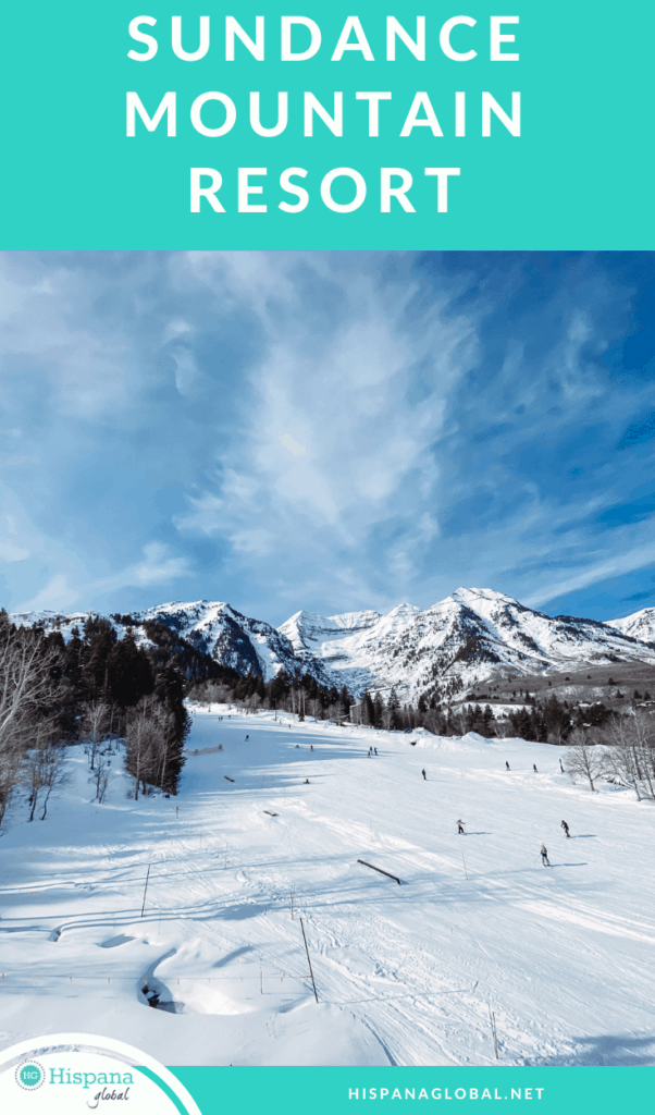 Sundance Mountain Resort offers powdery snow for skiers and snowboarders, rustic luxury, and a laid back atmosphere. It's perfect to relax and unwind!