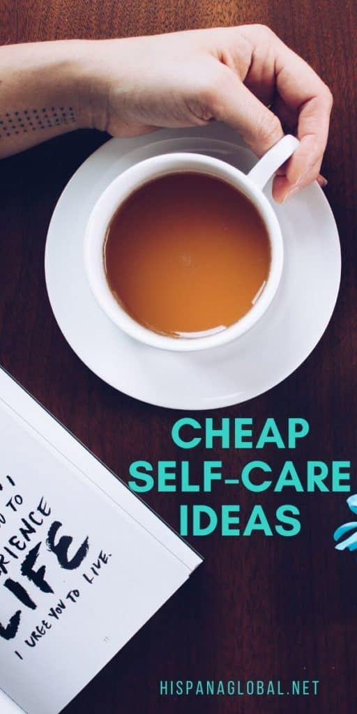 """Need to recharge? Check out these wonderful and cheap self-care ideas that won't break the bank but will give you """"me"""" time."""