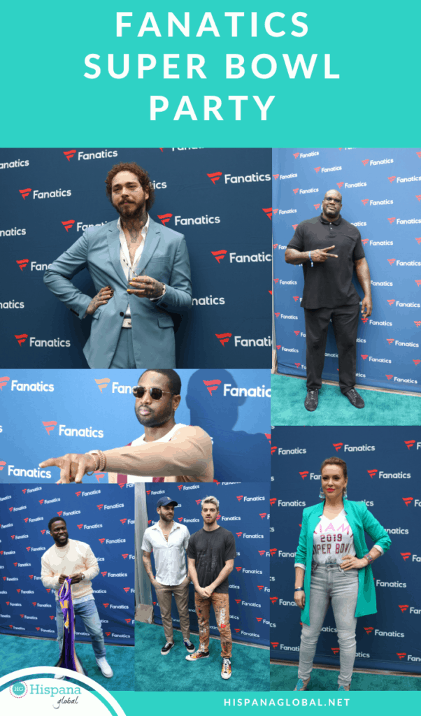 Get the inside scoop plus exclusive photos from Michael Rubin's legendary Fanatics Super Bowl Party. Post Malone, Meek Mill,The Chainsmokers, Alyssa Milano, Kevin Hart, Shaquille O'Neal, Dwyane Wade and Jay Z were just a few of the celebrities who walked the red carpet.