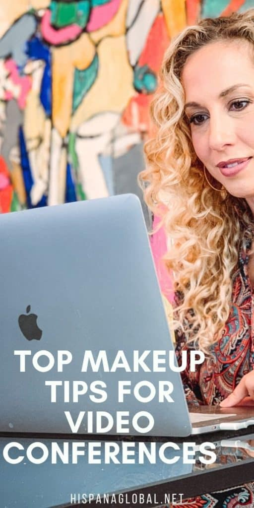 If you want to look your best (or at least professional) during your next Zoom or Skype meeting, here's how to do your makeup for videoconference meetings in 8 steps.