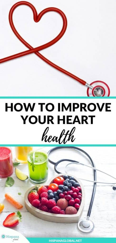 Heart disease is the leading cause of death in women in the US. Here are easy tips to improve your heart health that you can implement right now.