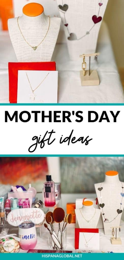 Looking for last-minute Mother's Day gifts? Don't forget that May 10th is Mom's official day and you still have time to get her something special. Here are great ideas!