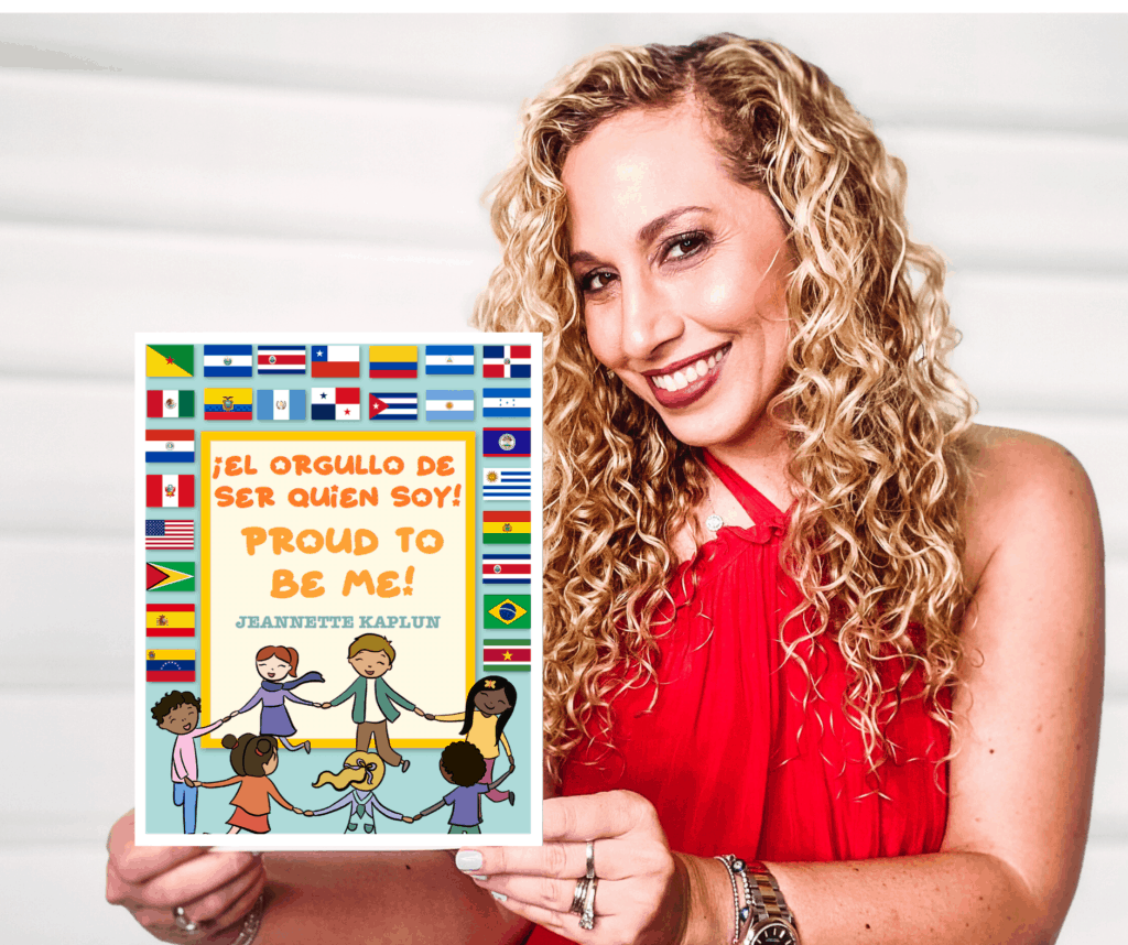 Looking for fun activities to raise bilingual children? Young kids love a bilingual workbook in English and Spanish that helps them practice their skills.