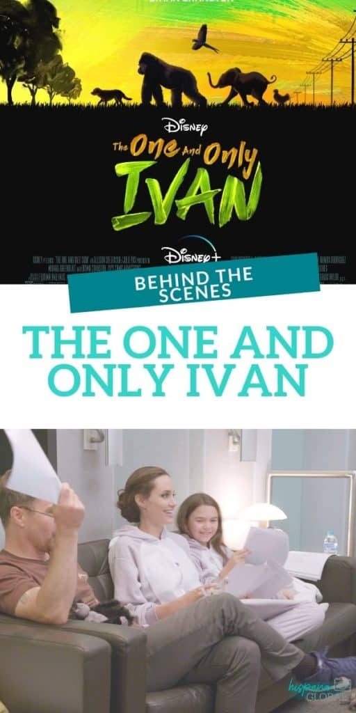 Disney's The One and Only Ivan brings to life Katherine Applegate's award-winning novel with a star-studded cast and a film full of heart.