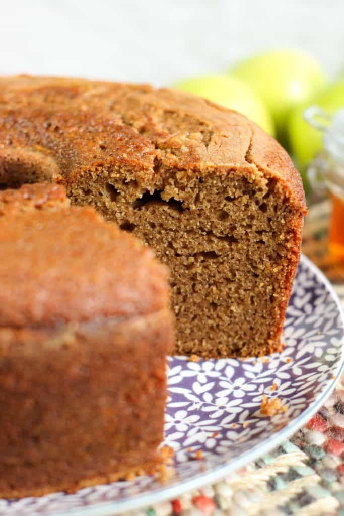 This is simply the best honey cake recipe. It's not too dry and it's not too sticky. It's perfect for the Jewish New Year (Rosh Hashanah)!
