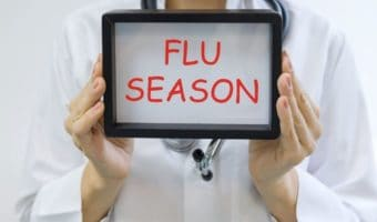 It's important to protect yourself and your family from the flu, especially during the holiday season and with the pandemic still going on.