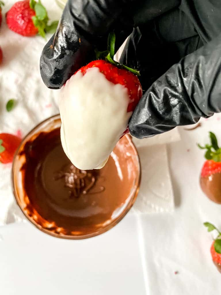 Making chocolate dipped strawberries is surprisingly easy! Learn how and enjoy these delicious treats.