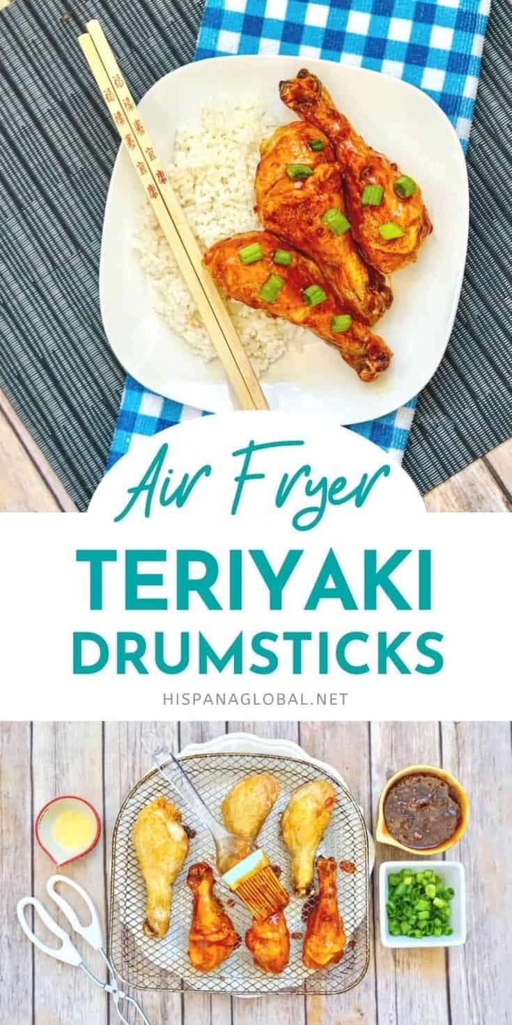 Air Fryer Teriyaki Drumsticks